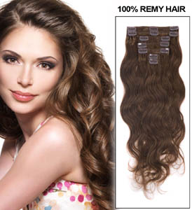 28-inch--6-light-brown-clip-in-hair-extensions-body-wave-11-pieces-21122-t