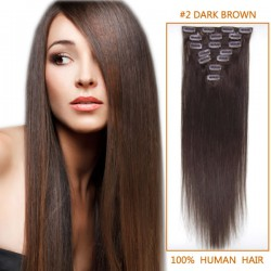 32-inch--2-dark-brown-clip-in-human-hair-extensions-11pcs-10032-t