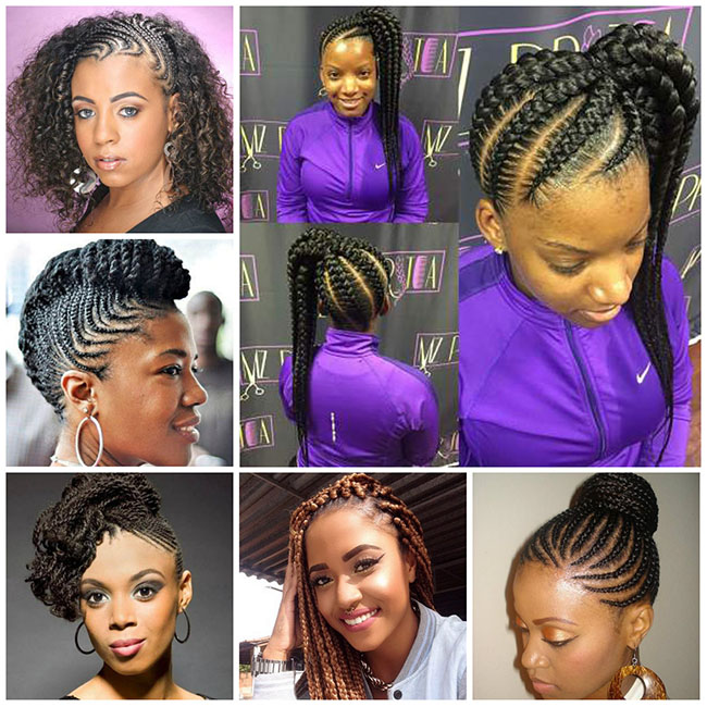Braided Hair for Black Women